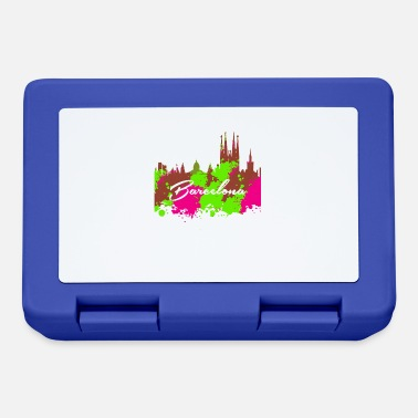 Catalan Barcelona city travel - Lunchbox