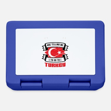 The voices in the head are calling for turkey - Lunchbox