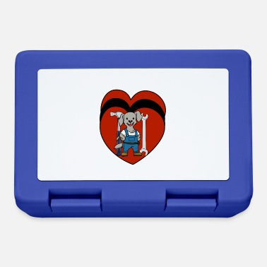 Workspace Heart tool professions commercial workspace job - Lunchbox