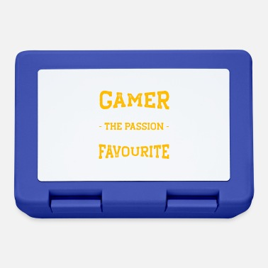 I As a Gamer, Understad the Passion to Discuss Fav - Lunchbox