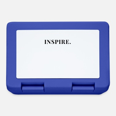 Inspiration Inspire - Lunchbox