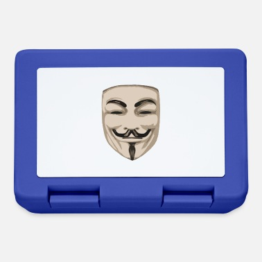 Politique Mask - anonyme - Lunchbox