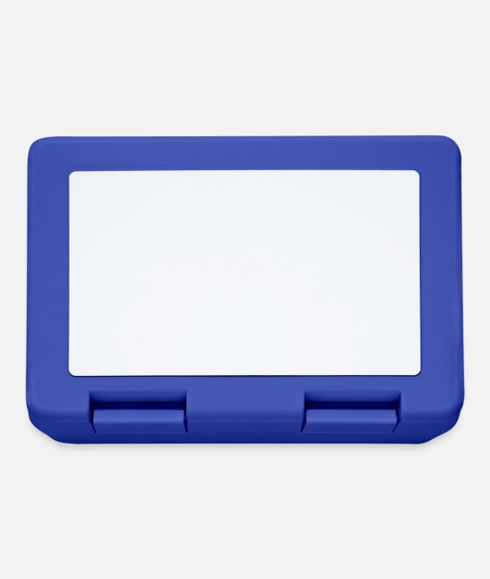 Office Lunchboxes - Sexy Birthday Buero sport SAENGER - Lunchbox royal blue