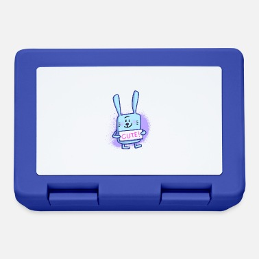 Cute Cute bunny - Lunchbox