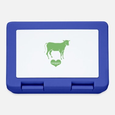 Mucca Vitello Veggie Green - Lunch box