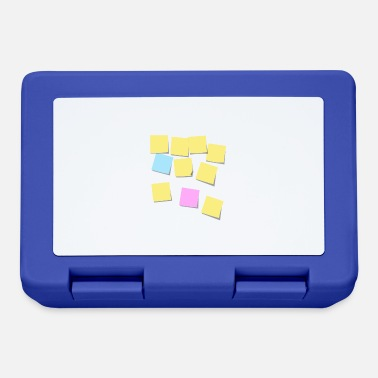 Notiz Postit Notizen - Brotdose