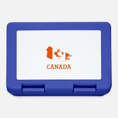 Canada canada - Lunch box