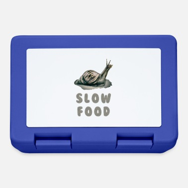 Slow slow food - Lunchbox