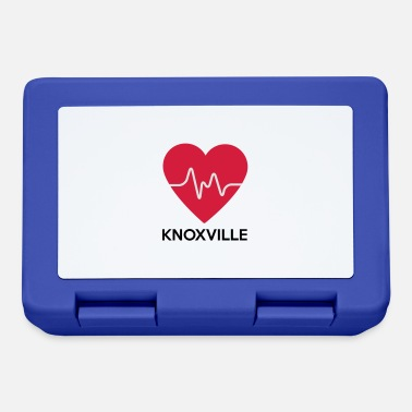 Knoxville heart Knoxville - Lunchbox