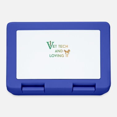 Tech Vet tech - Vet tech and loving it - Lunchbox