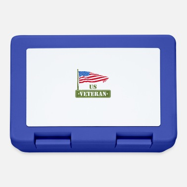 Us US Veteran - US Veteran - Lunchbox