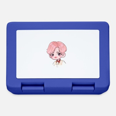 Chibi Jin Blood sweatshirt and tears - Lunchbox