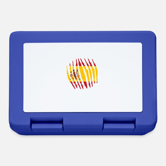 Rift Lunchboxes - Claw Claw Homeland Origin Spain png - Lunchbox royal blue