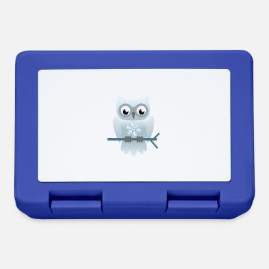 Snow Snow owl - Lunchbox