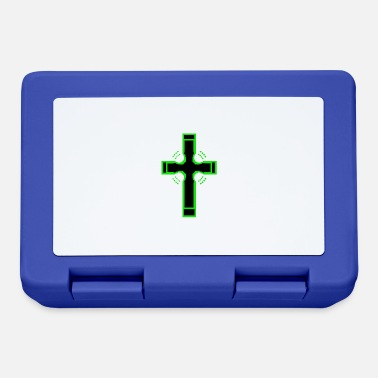Cross Cross crosses church - Lunchbox