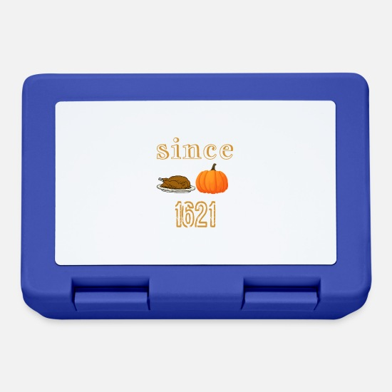 Meal Lunchboxes - since 1621 - Lunchbox royal blue