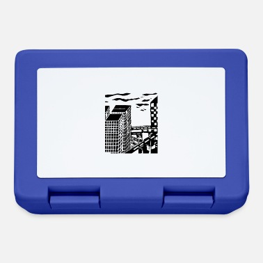 Cyber City 4 - Lunch box