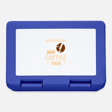 Seduce Coffee, coffee, lets go the turn on par excellence - Lunchbox