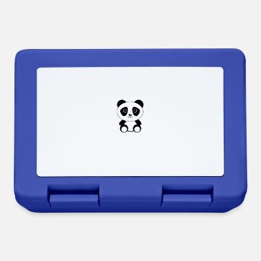 Panda Panda panda bear pandas panda bear carnival carnival - Lunchbox