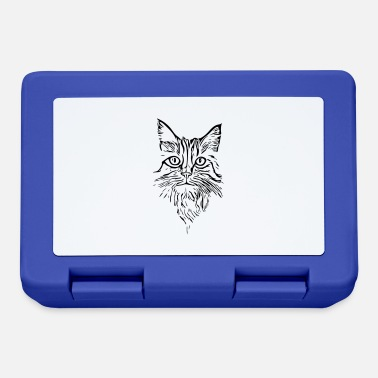 Vettore Gatto - vettore - Lunch box