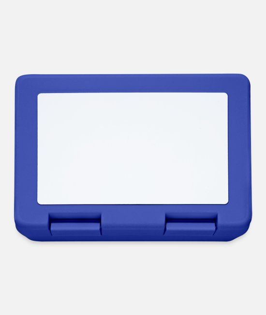 Friend Lunchboxes - LIFE IS TOO SHORT TO REMOVE USB SAFELY - Lunchbox royal blue