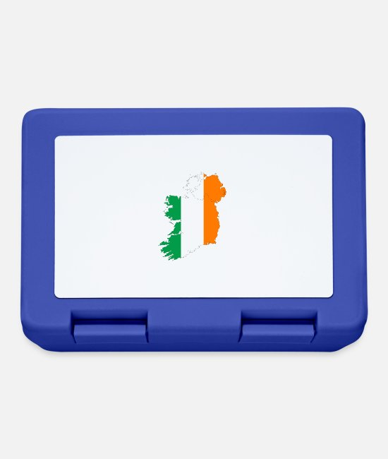 Play Lunchboxes - Ireland - Lunchbox royal blue