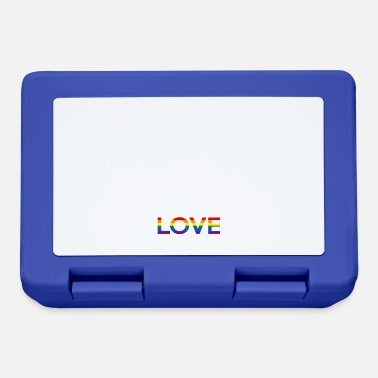 Sultry Keep Calm And Love - Gay -EN - Lunchbox