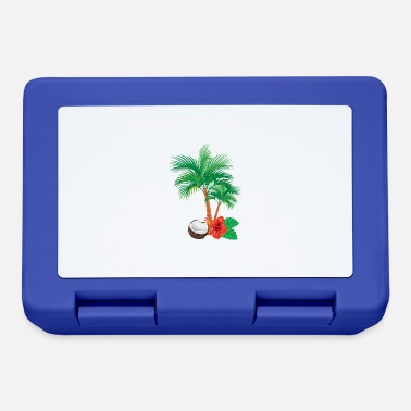 Caribbean Caribbean flair - Lunchbox