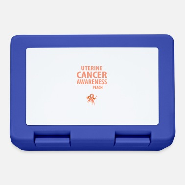 Endometrial Cancer Survivor I Wear Peach For Someone Special To Me - Lunchbox