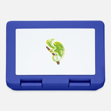 Reptile Chameleon reptile - Lunchbox