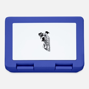 Staffordshire American Staffordshire Terrier - - Lunchbox