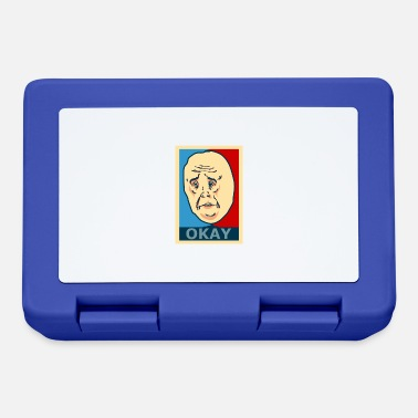 Fenomeno Okay Face - Lunch box
