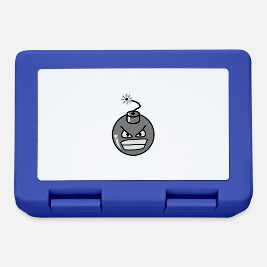 Bomb Lunchboxes - Bomb - Lunchbox royal blue
