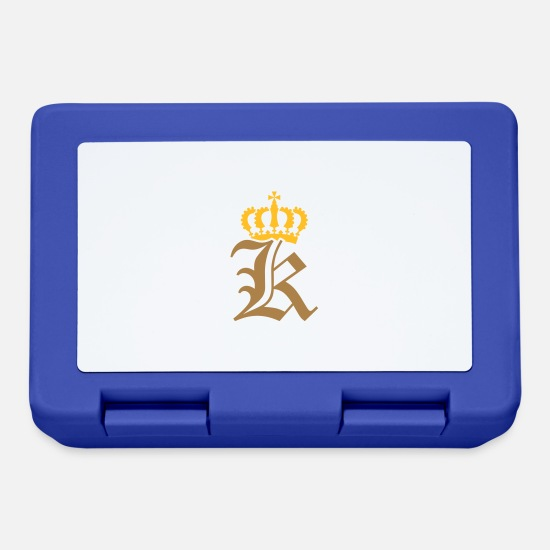 Royal Lunchboxes - Royal K_V1 - Lunchbox royal blue