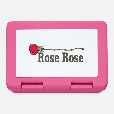 Rose rose rose - Lunchbox