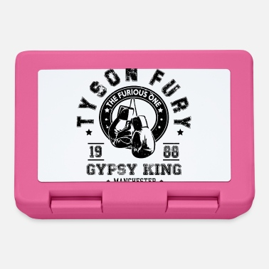 Gypsy King Tyson Fury Gypsy King Vintage Distressed - Lunchbox