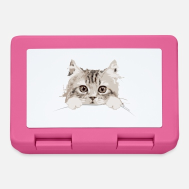 Crittercontest crittercontest little cat moosdsign 01 - Lunchbox