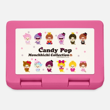 Monchhichi Collection Candy Pop - Lunchbox