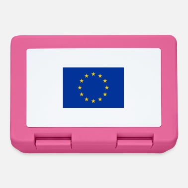 Eu EU flag - Lunchbox