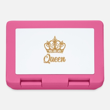 Queen QUEEN QUEEN CROWN - Lunchbox