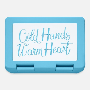 Frost Cold Hands, warm heart - Lunchbox