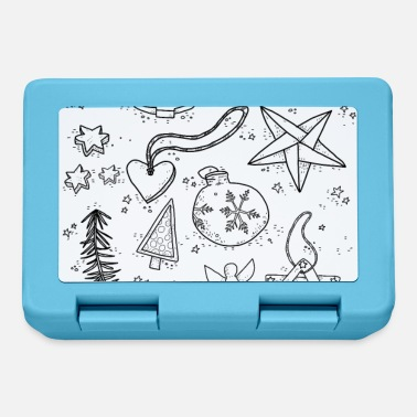 Decoration Christmas decoration, festive decoration - Lunchbox