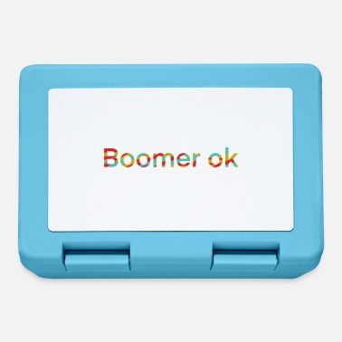 Boomer ok - Lunch box