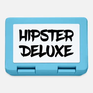 Deluxe Hipster Deluxe - Boîte à goûter.