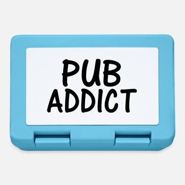 Pub pub addict - Lunchbox