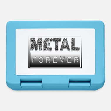 Metal metal - Lunchbox