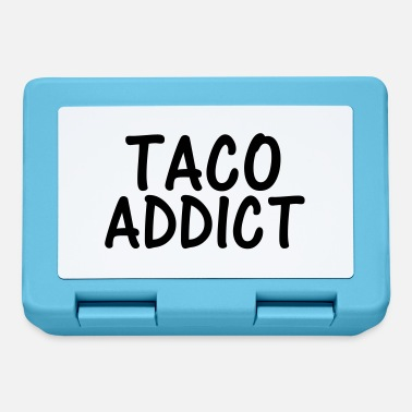 taco addict - Lunchbox