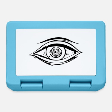 Rituale Illuminati Secret Society Masonic Eye Gift Ord - Lunch box