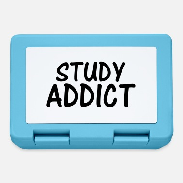 study addict - Lunchbox