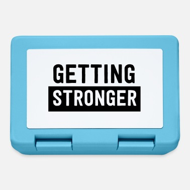 Stronger Getting Stronger - Lunchbox